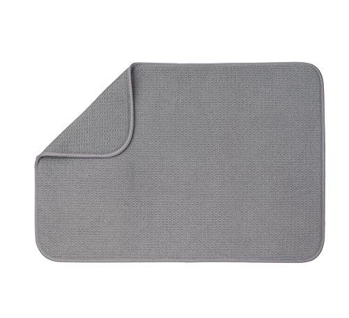 Xxl Dish Mat 24 X 17 Largest Mat Microfiber Dish Drying