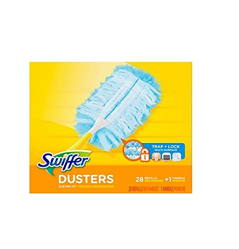 Swiffer Dusters Handle And Refills Unscented 24 Count